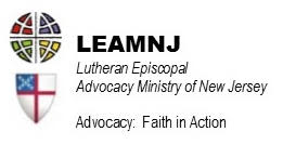 LEAM NJ logo showing that they have joined with more than 50 organizations in support of action on climate change