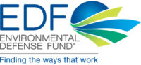 Environmental Defense Fund showing that they have joined with more than 50 organizations in support of action on climate change