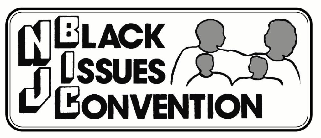 NJ Black Issues Convention logo showing that they have joined with more than 50 organizations in support of action on climate change