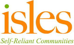 Isles, Inc. logo showing that they have joined with more than 50 organizations in support of action on climate change