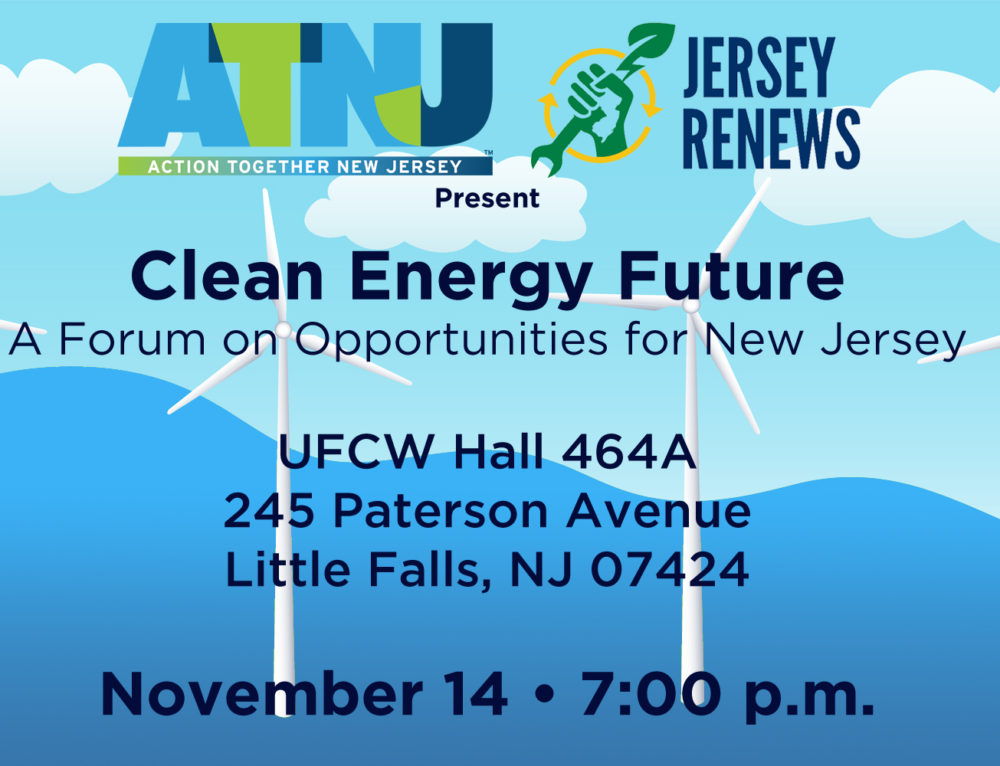Clean Energy Future | Tues, Nov 14