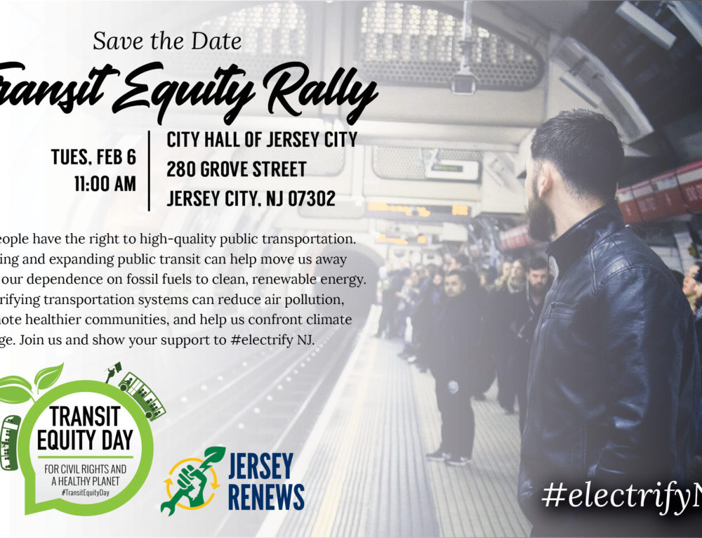 Transit Equity Rally | Tues, Feb 6
