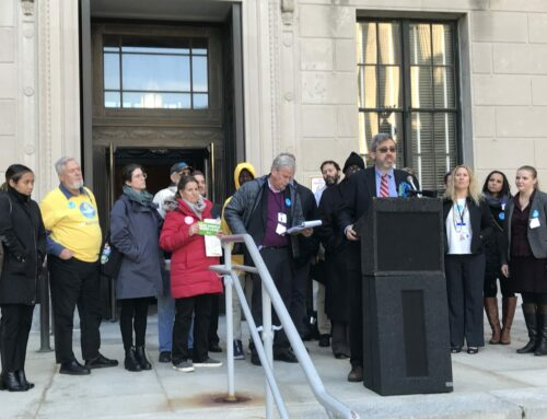 Press Release: Jersey Renews Hosts A Day of Action in Support of Electric Vehicles  Lobby Day to Urge the Passing of S2252/A4819